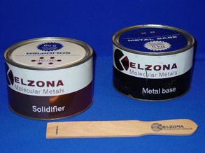 Belzona Metal, predecessor to Belzona 1111 (Super Metal)